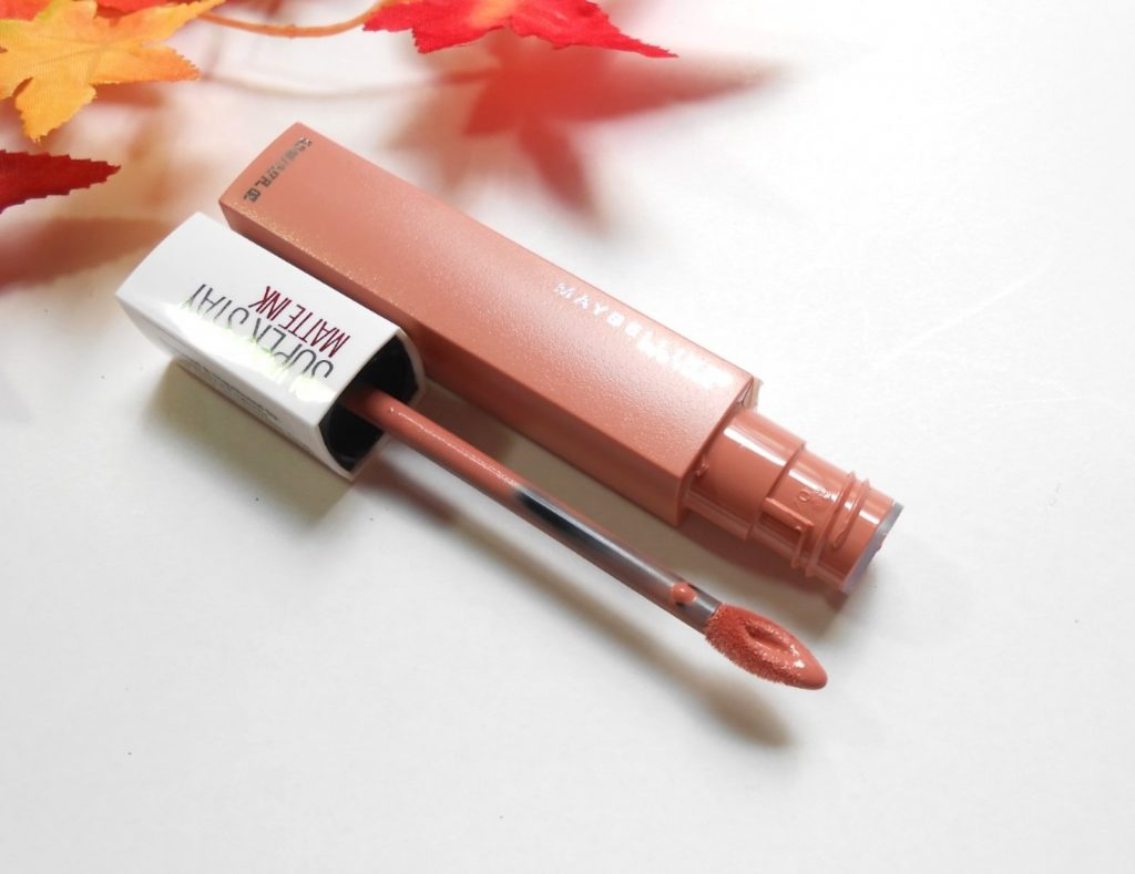 maybelline superstay matte ink new colors